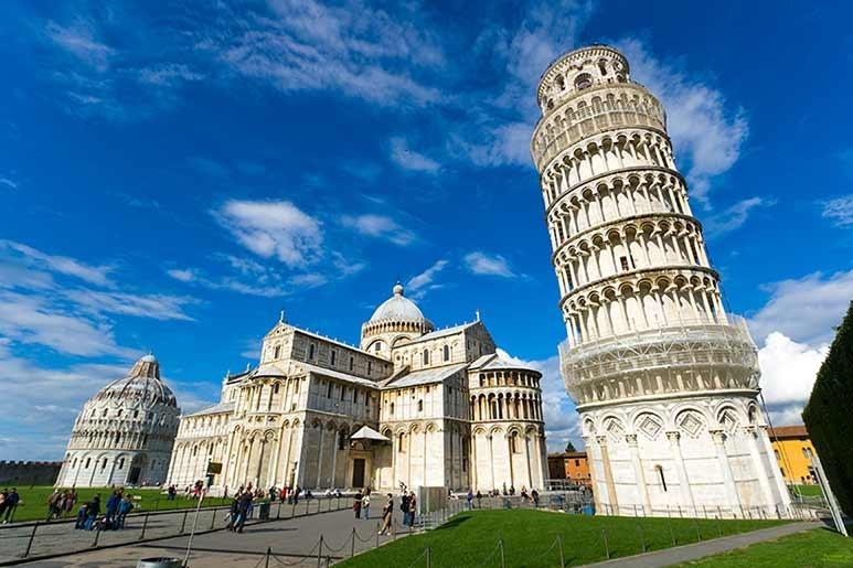 תכנון טיול באיטליה