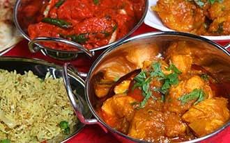 אוכל הודי בברצלונה - Indian food in Barcelona