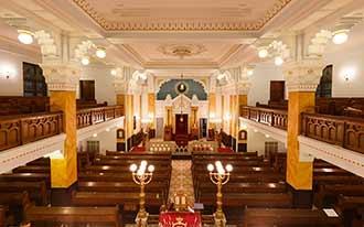 הקהילה היהודית של בודפשט - Jewish community Budapest