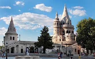 מצודת הדייגים של בודפשט