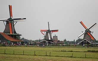 הולנד - מטיילים בהולנד