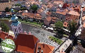 צ'כיה - מטיילים בצ'כיה